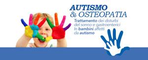 Trattamento Osteopatico dei Disturbi del Sonno e Gastroenterici in Bambini affetti da Autismo